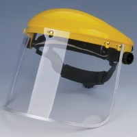 Protective face shields KM30210C