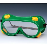 Impact antifog resistant goggles HD44717 (PVC frame, polycarbonate lenses)