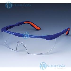Impact resistant polycarbonate goggles DSC58781С