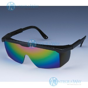 Impact resistant polycarbonate goggles AA2145