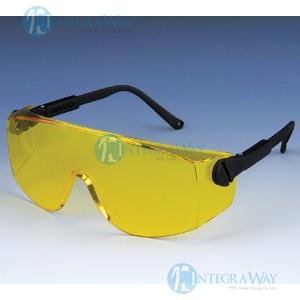 Impact resistant polycarbonate goggles DSC58912A