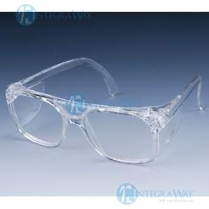 Impact resistant polycarbonate goggles DSC59033C
