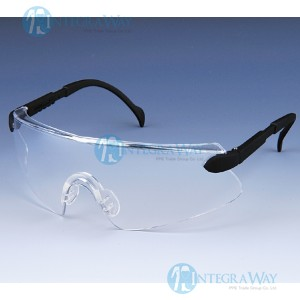 Impact resistant polycarbonate goggles HD15707