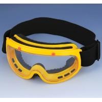 Impact antifog resistant goggles DSC59509C (PVC frame, polycarbonate lenses)