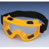 Impact antifog resistant goggles DSC59519C (PVC frame, polycarbonate lenses)