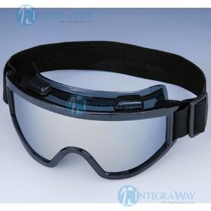 Ударопрочные непотеющие защитные очки DSC59519C (ПВХ оправы, поликарбонатные линзы)