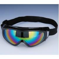 Impact antifog resistant goggles DSC59611C (PVC frame, polycarbonate lenses)