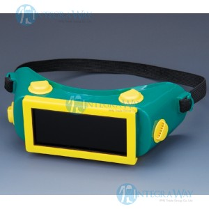 Double electric , gas welding glasses HD43720C