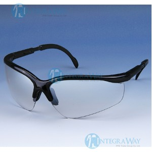 Impact resistant polycarbonate goggles KM2100-12