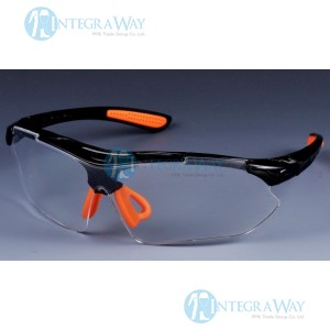 Impact resistant polycarbonate goggles KM2100-122