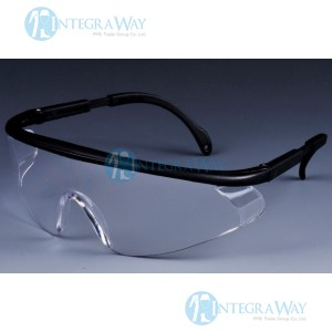 Impact resistant polycarbonate goggles KM2100-14