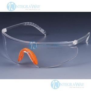 Impact resistant polycarbonate goggles KM2100-16