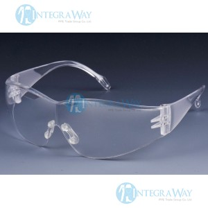 Impact resistant polycarbonate goggles KM2100-17