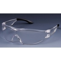 Impact resistant polycarbonate goggles KM2100-18