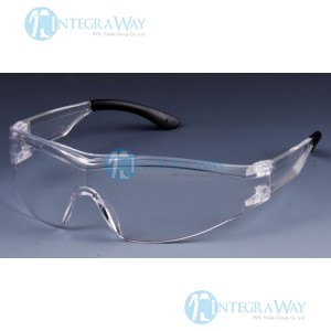 Impact resistant polycarbonate goggles KM2100-18
