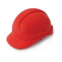 ABS Safety Helmet Fanotek NS-45352ND red