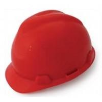 ABS каски пластиковые Fanotek NS-45012ND красная