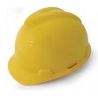 ABS каски пластиковые Fanotek NS-45012ND желтый