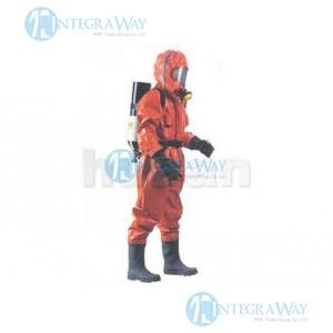 Heavy anti-chemical clothing Fanotek N 622