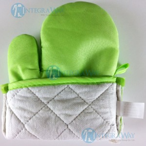 High temperature resistant gloves TP60224BR