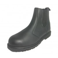 Leather work boots SDL004