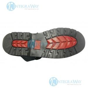 Высокие кожаные ботинки SDL003