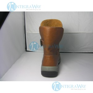 Leather work high boots RF101