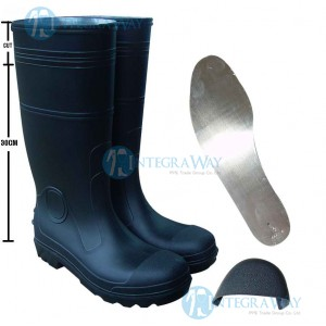 Сапоги резиновые PVC-005