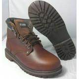Ботинки рабочие кожаные THL003