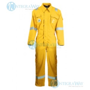 Мodacrylic Cotton Flame Resistant Coverall Antony Gill5102