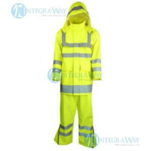 Arc Flash Rain Suit Jacket Antony Gill9102