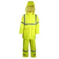 Сигнальная водоотталкивающая куртка Antony Gill9103