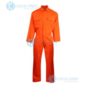 Flame and Static Resistant Cotton Coverall (Light Weight) AlBert SN10518
