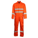 Flame Resistant Cotton Coverall AlBert SN10506
