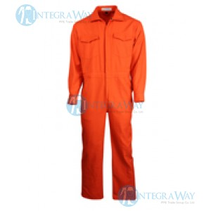Flame Resistant Cotton Coverall AlBert SN10510