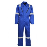 Flame Resistant Cotton Coverall Antony Gill9651
