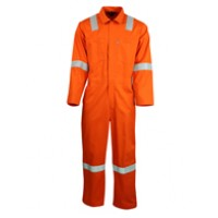 Flame Resistant Cotton Coverall FalkPit M10446