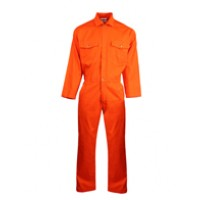 Flame Resistant Cotton Polyamide Coverall FalkPit M10582