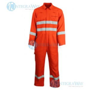 Flame Resistant Coverall Antony Gill4511