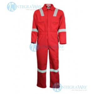 Flame Resistant Coverall Antony Gill5300