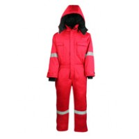 Insulated Antistatic Arctic Coverall FalkPit M11564