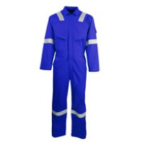 Modacrylic Cotton Flame Static Resistant Coverall Antony Gill4556
