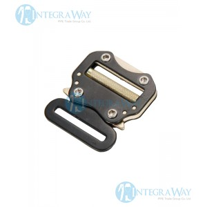 Adjustor and buckle JE517023