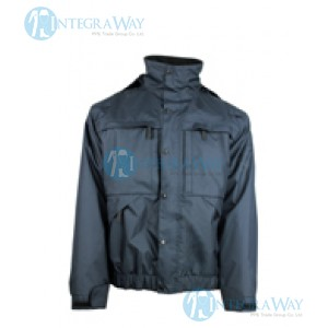 4-in-1 Flame and Static Protective Winter Jacket FalkPit G45735