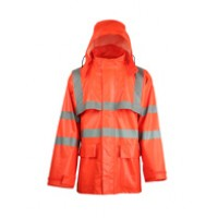 Arc Flash Rain Jacket FalkPit G45714