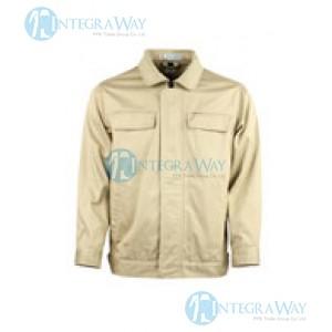 Огнестойкая куртка для сварщика (хлопок) FalkPit G45640