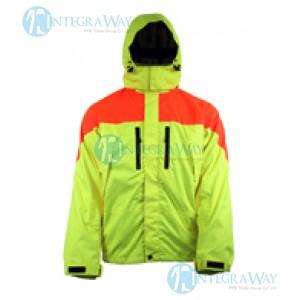 Изолирующая куртка с защитой от огня и статического электричества FalkPit G45718