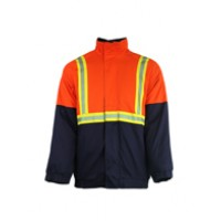 Insulated Flame Resistant Cotton Jacket FalkPit G45651