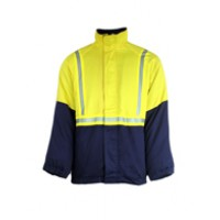 Insulated Flame Resistant Cotton Jacket FalkPit G45660