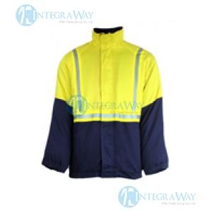 Изолирующая огнестойкая куртка (хлопок) FalkPit G45660